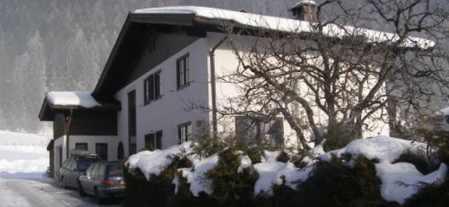 Haus Aspen in Leogang: Im Winter